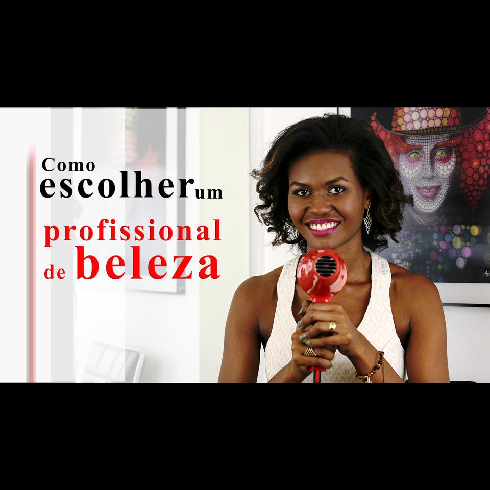 como escolher um profissional de beleza